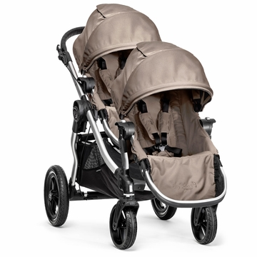 Baby Jogger 2014 City Select Double - Quartz