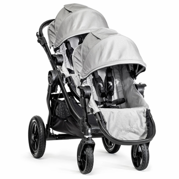 Baby Jogger 2014 City Select Double- Silver