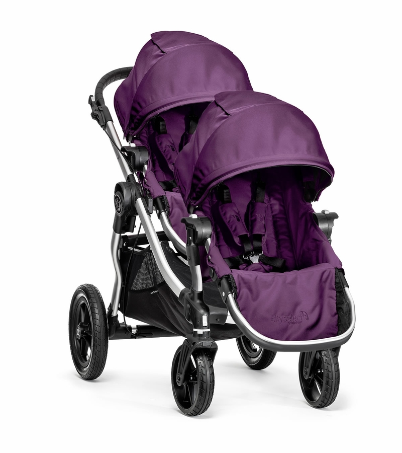 Baby Jogger City Select Double Stroller Amethyst