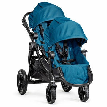 Baby Jogger 2014 City Select Double Stroller - Teal