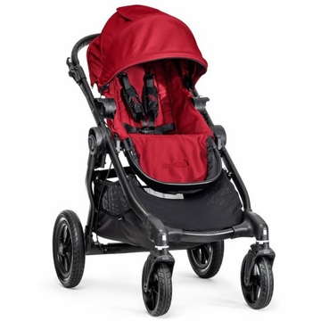 Baby Jogger 2014 City Select Stroller - Red