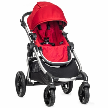 Baby Jogger 2014 City Select Stroller - Ruby