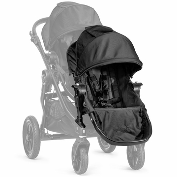 Baby Jogger 2014 City Select Second Seat Kit - Black