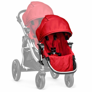 Baby Jogger 2014 City Select Second Seat Kit - Ruby