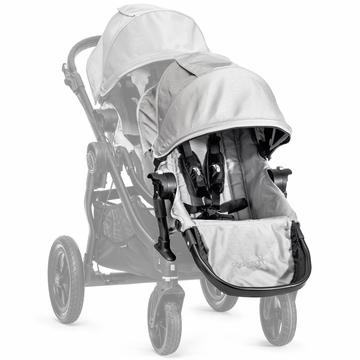 Baby Jogger 2014 City Select Second Seat Kit - Silver