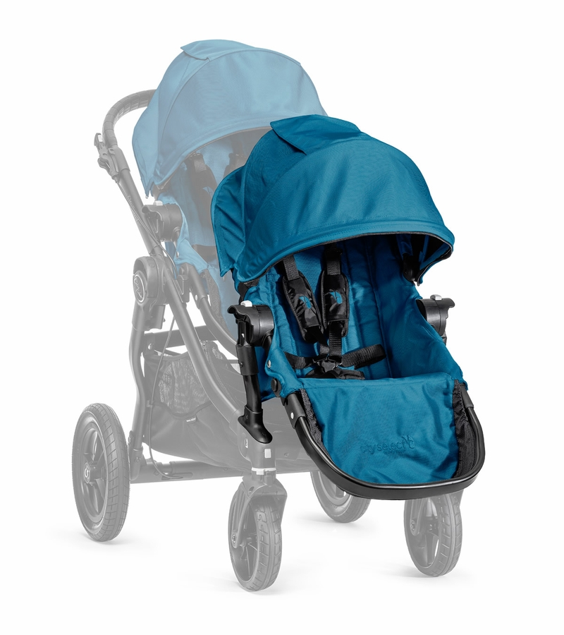 City Select Second Seat Baby Jogger Double Stroller Babies