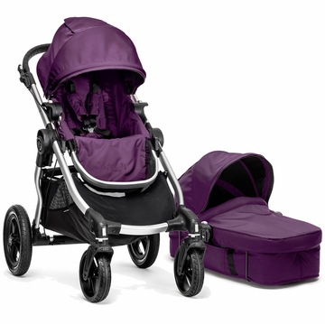 Baby Jogger 2014 City Select Stroller & Bassinet - Amethyst