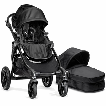 Baby Jogger 2014 City Select Stroller & Bassinet - Black