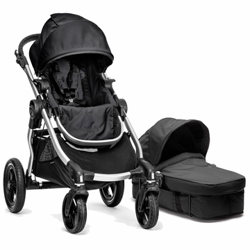 Baby Jogger 2014 City Select Stroller & Bassinet - Onyx