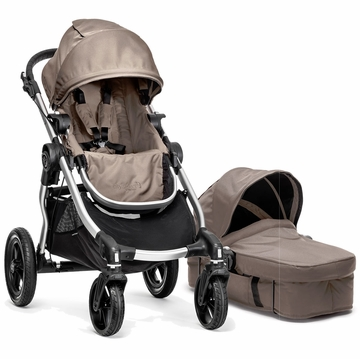Baby Jogger 2014 City Select Stroller & Bassinet - Quartz