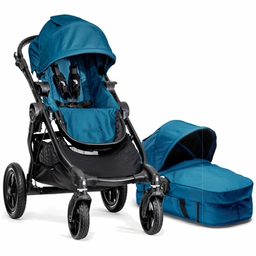 Baby Jogger 2014 City Select Stroller & Bassinet - Teal