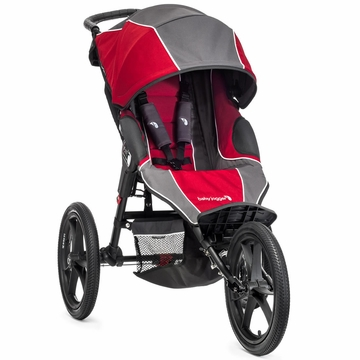 Baby Jogger 2014 FIT Single - Slate/Crimson