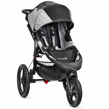 Baby Jogger 2014 Summit X3 Single - Black/Gray