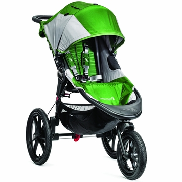 Baby Jogger 2014 Summit X3 Single - Green/Gray