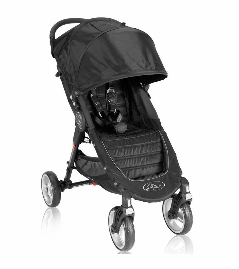 Baby Jogger City Mini 4 Wheel Single 2013 Stroller Black