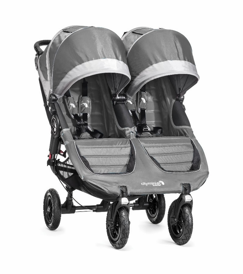 Baby Jogger 2016 City Mini Gt Double Strollers