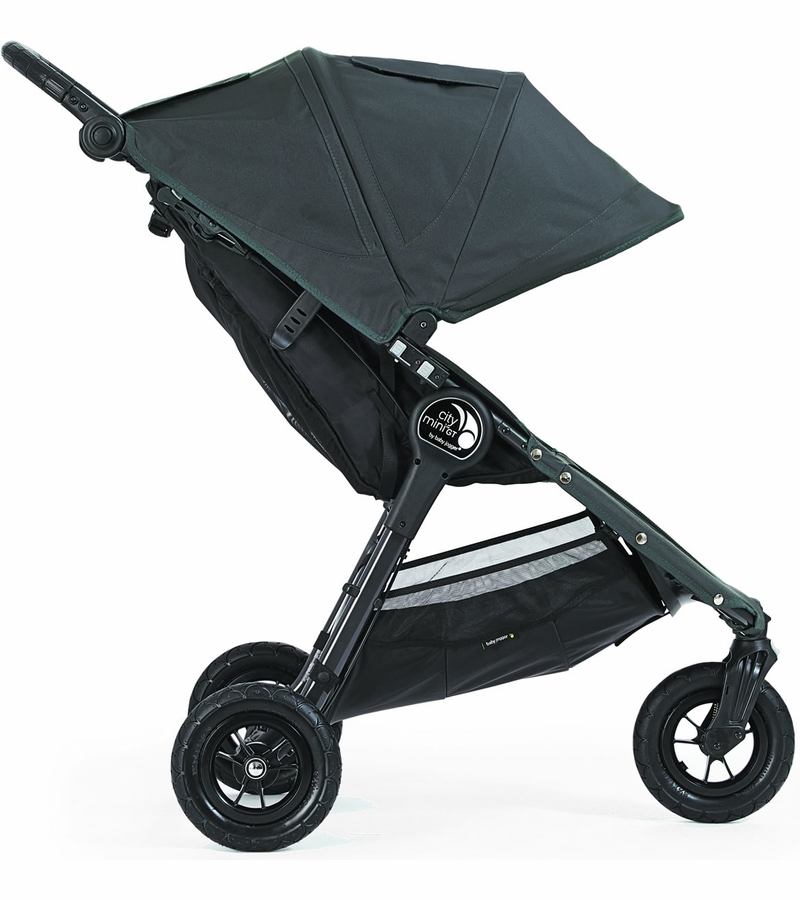 Baby Jogger City Mini GT Single 2016 - Titanium