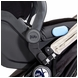 Baby Jogger City Mini & Mini GT Car Seat Adapter for Uppababy