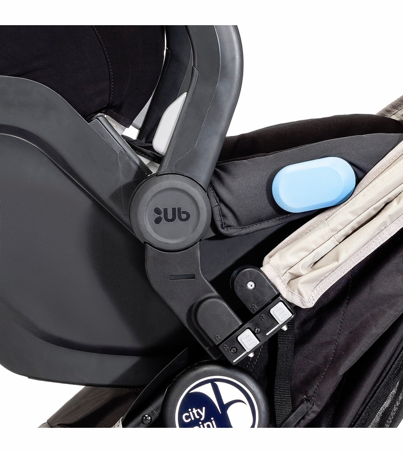 Baby Jogger City Mini Amp Mini Gt Single Stroller Car Seat