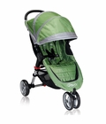Baby Jogger City Mini Single 2013 Stroller Green / Gray