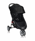 Baby Jogger City Mini Single 2013 Stroller Black / Gray