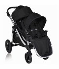 Baby Jogger City Select 2013 Stroller with Second Seat Kit in Onyx