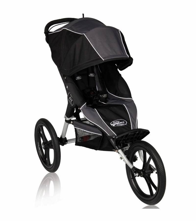 Amazon Baby Shorts Presents: Strollers The Jogging Stroller - For parents who love to get a run in, jogging strollers are a must-have. A lightweight frame, all-terrain wheels and ergonomically-shaped handlebars promise a great run for parents and a smooth ride for kiddos.