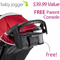 Baby Jogger Free Parent Console