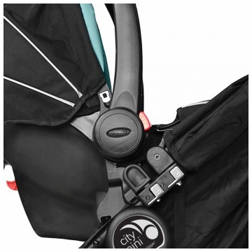 Baby Jogger Graco Snugride Click Connect Car Seat Adapter BJ90125