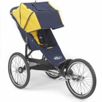 "Baby Jogger Performance Series 20"" Navy/Yellow"