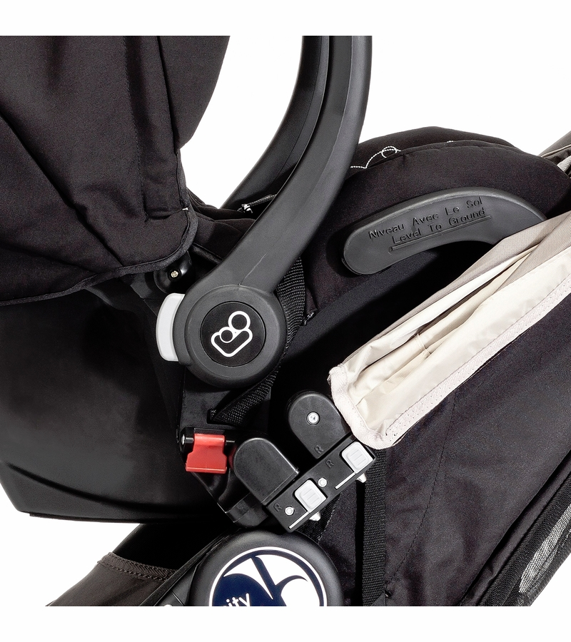 Baby Jogger Single Car Seat Adaptor Manual