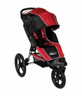 Baby Jogger Summit XC Single Stroller/Jogger Hybrid Red/Black
