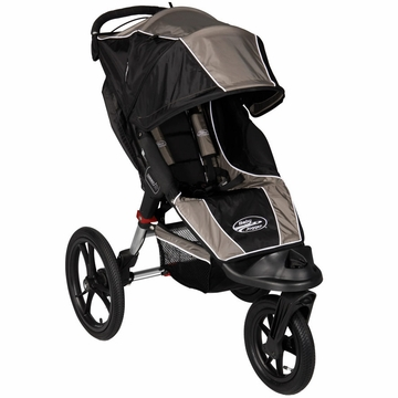 Baby Jogger Summit XC Single Stroller/Jogger Hybrid Sand/Black