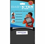 Baby K'Tan 3-in-1 K'TanCloth - Nifty Shades of Gray