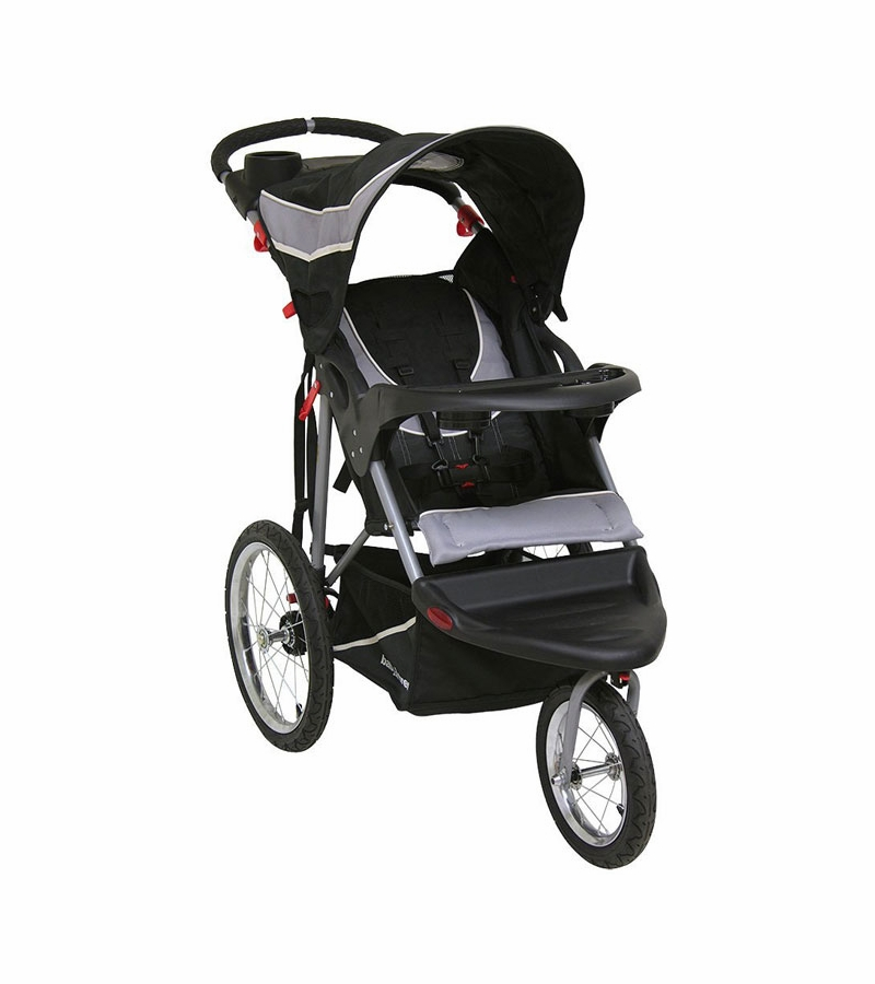 Baby Trend Expedition Jogging Stroller Phantom