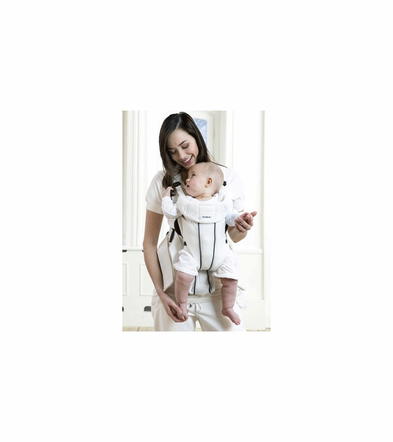 baby bjorn mesh carrier instructions