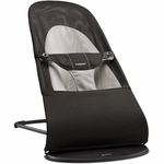 BabyBj�rn Bouncer Balance Soft - Mesh - Black / Grey