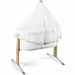 BabyBj�rn Canopy for Cradle - White