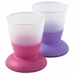 BabyBjörn Cup 2 Pack in Purple & Pink