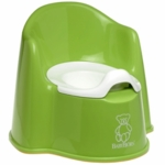 BabyBjörn Potty Chair - Green