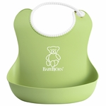 BabyBjörn Soft Bib in Green