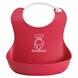 BabyBj�rn Soft Bib in Red
