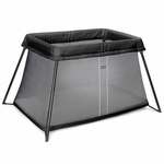 BabyBj�rn Travel Crib Light - Black