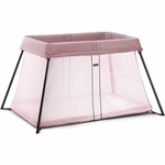 BabyBjörn Travel Crib Light - Pink