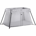 BabyBjörn Travel Crib Light - Silver