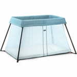 BabyBjörn Travel Crib Light - Turquoise