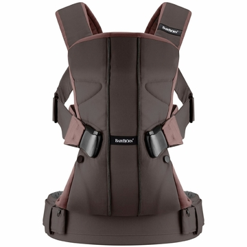 BabyBjorn Baby Carrier One - Dark Brown