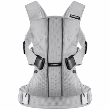 BabyBj�rn Baby Carrier One - Silver Mesh