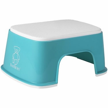 BabyBj�rn Safety Step - Turquoise