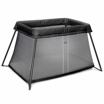 BabyBjorn Travel Crib Light - Black
